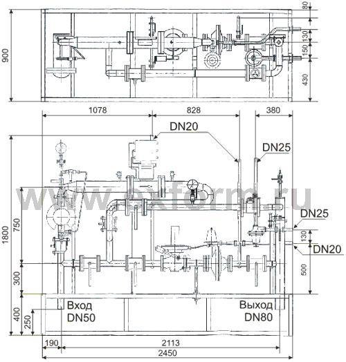 схема гру-50Н(В)-ЭК