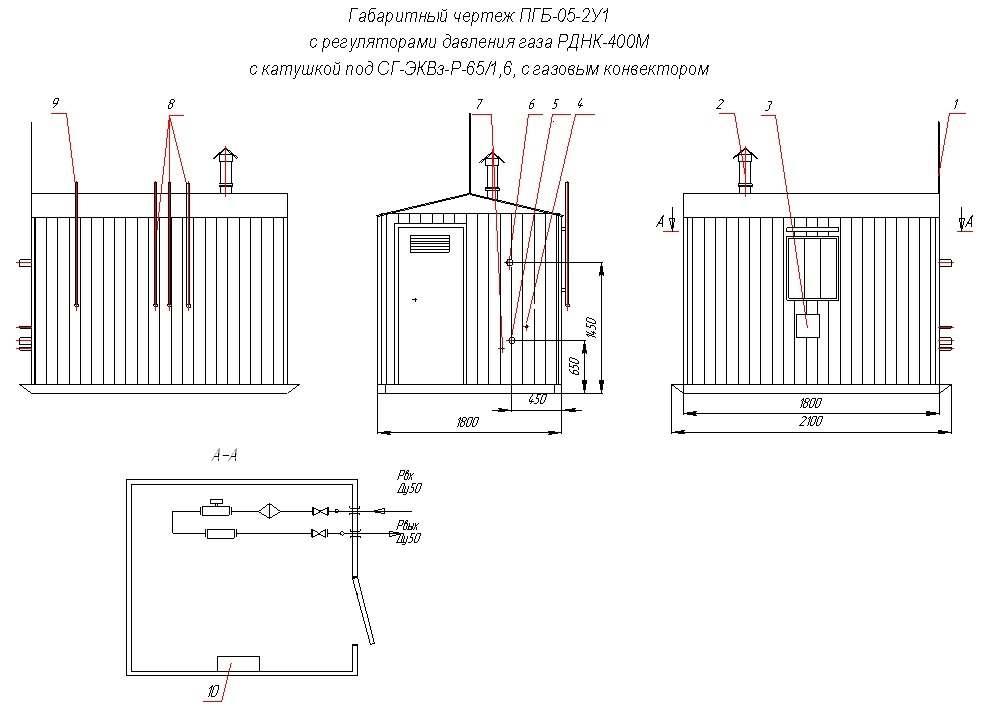 схема пгб-05-2у1