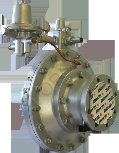 РДП-100Н, РДП-100В, РДП-100 регулятор давления газа прямоточный