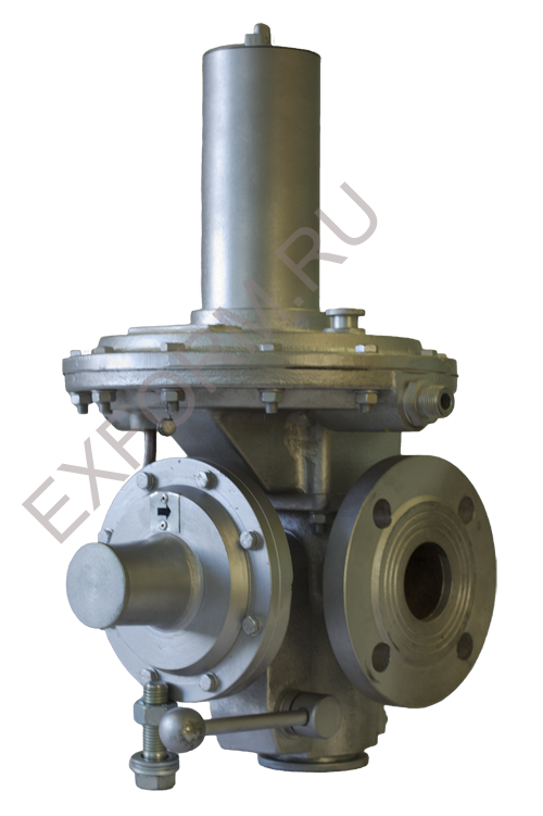 РДК-500 регулятор давления газа комбенированный