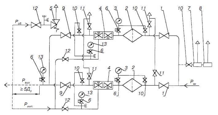 схема пгб-04-2у1