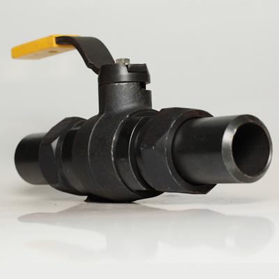 Газовые краны шаровые ГШК от ПКФ «Экс-Форма»