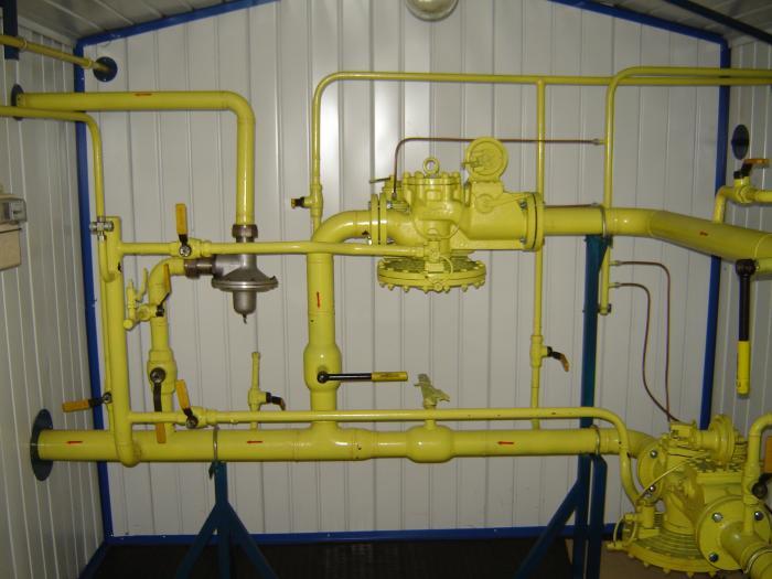 Пункт газорегуляторный блочный ПГБ-13-2Н-У1